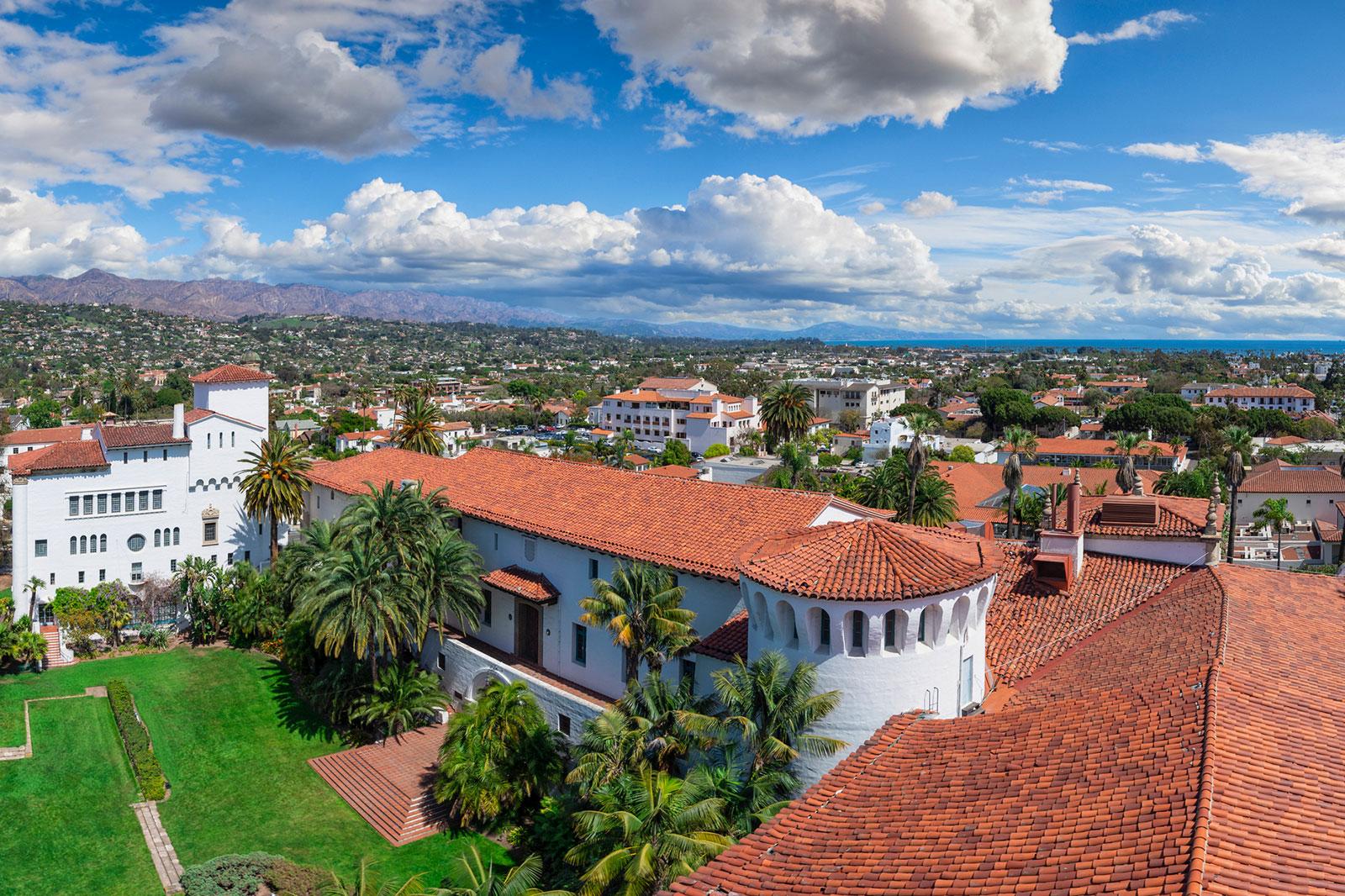 Santa Barbara College Campus
