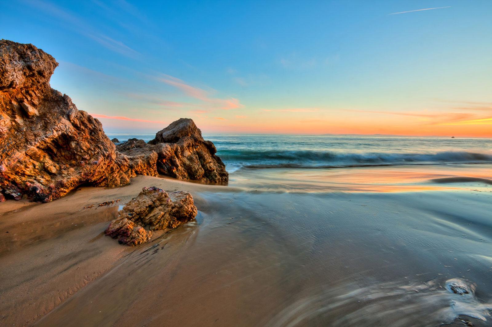 Image of a coastline.